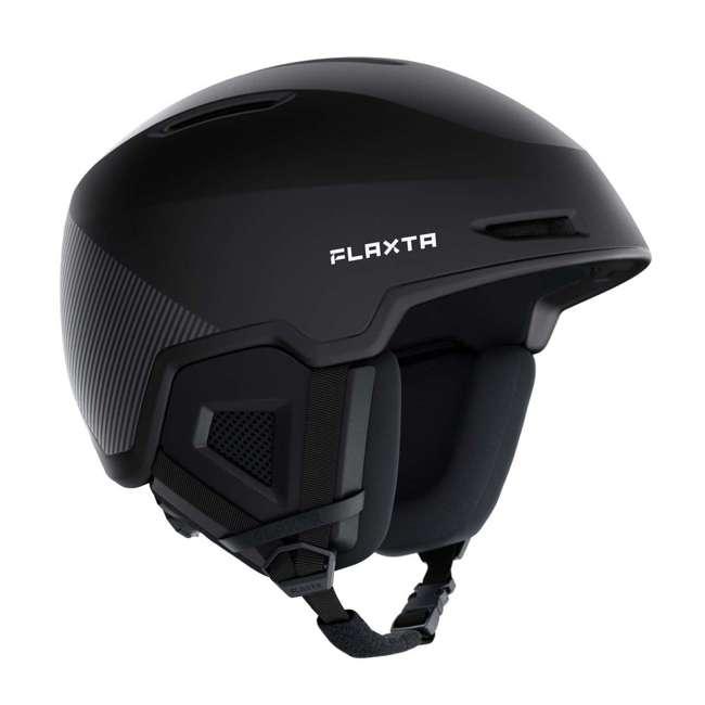 FX901001010LXL Flaxta Exalted MIPs Protective Ski and Snowboard Helmet Large/XL Size, Black 1