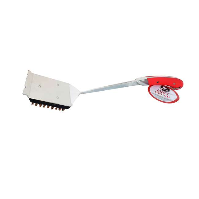 BOPA-24272 Bull Avant Soft Grip Handle Big-Head Grill Brush