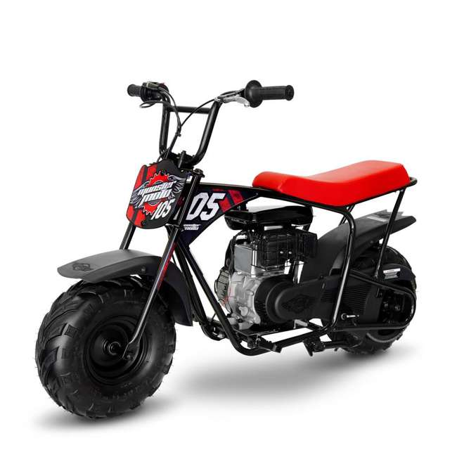 MM-B105-RBS-U-B Monster Moto 150cc Gas Off Road Mini Dirt Motor Bike w/ Suspension (Used)