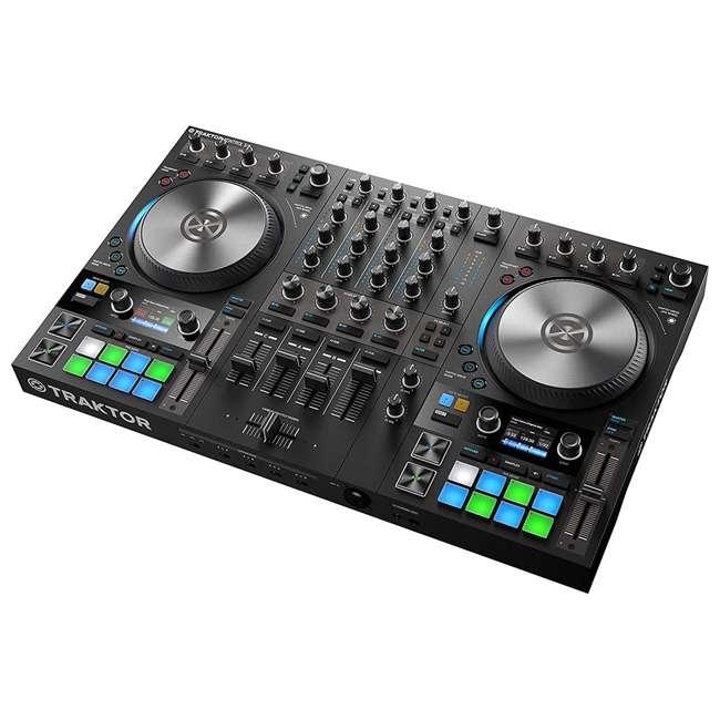 25221 Native Instruments Traktor Kontrol S4 4-Channel DJ System (2 Pack) 1