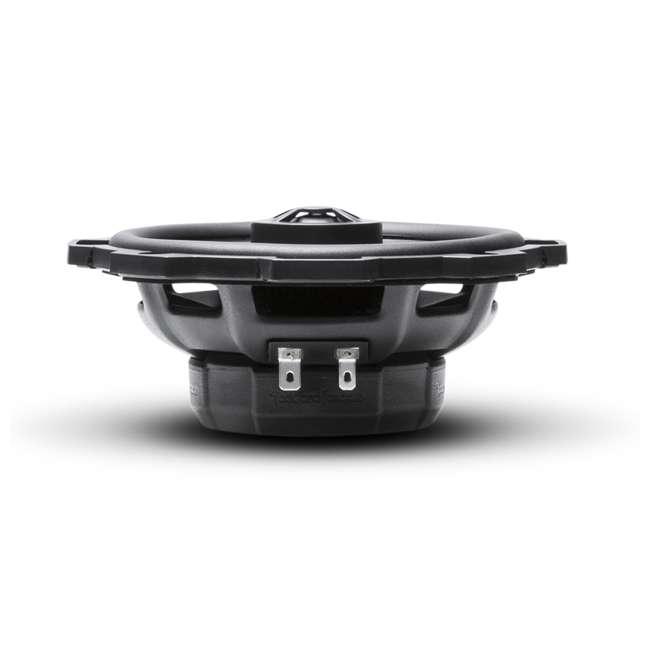 "P152 Rockford Fosgate Punch P152 80W Max 5.25"" 2 Way Full Range Car Speakers, Pair 4"