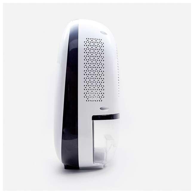 EDV-2500 Eva Dry EDV-2500 Mid Size 20.5 Ounce 2,500 Cubic Feet Home Electric Dehumidifier 4