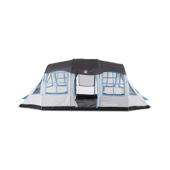 TGT-PRESCOTT-12-C Tahoe Gear Prescott 12 Person 3 Season Instant Outdoor Family Camping Cabin Tent 1