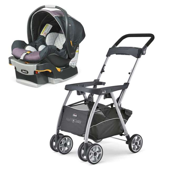 chicco keyfit 30 infant stroller caddy car seat and base travel system chi 0607906295 chi. Black Bedroom Furniture Sets. Home Design Ideas