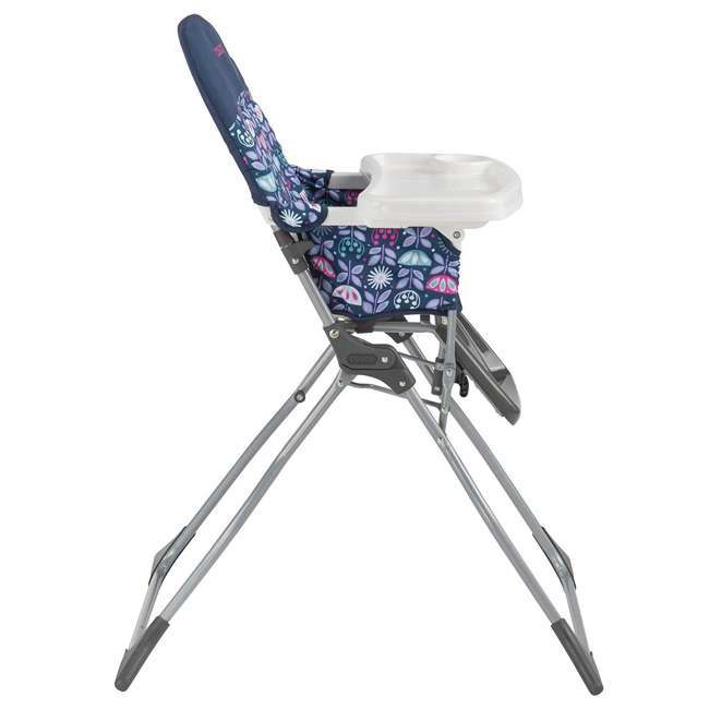 HC225DVR Cosco Simple Fold Baby Full Size High Chair with Adjustable Tray 3