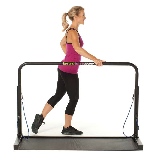 BBARRE Beyond Barre Sport Home Workout System 8