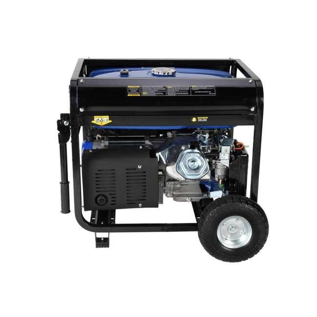 XP10000E + XPLGC DuroMax 10000 Watt Portable Gas Generator & Generator Cover, Black 4