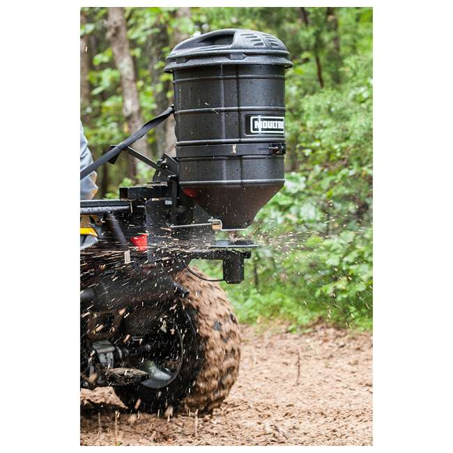MSS-12721 Moultrie Manual Gate ATV Food Plot Seed Spreader 3