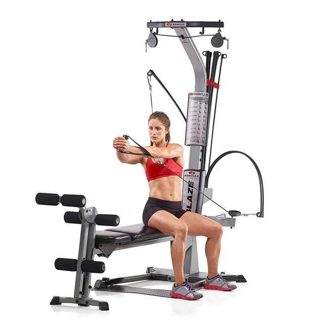 BOWFLEX-340000-OB Bowflex Blaze Home Gym 210-Pound Resistance Machine (Open Box) 1
