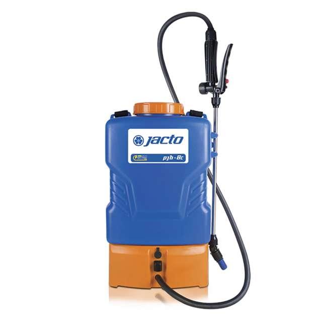 JACTO-1230663 Jacto PJB-8 Battery-Powered 2-Gallon Backpack Sprayer