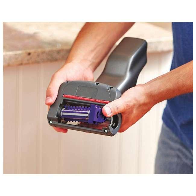 HSVJ415JMPA07 Black And Decker SmarTech 20-Volt 2-In-1 Cordless Pet Hair Vacuum 5