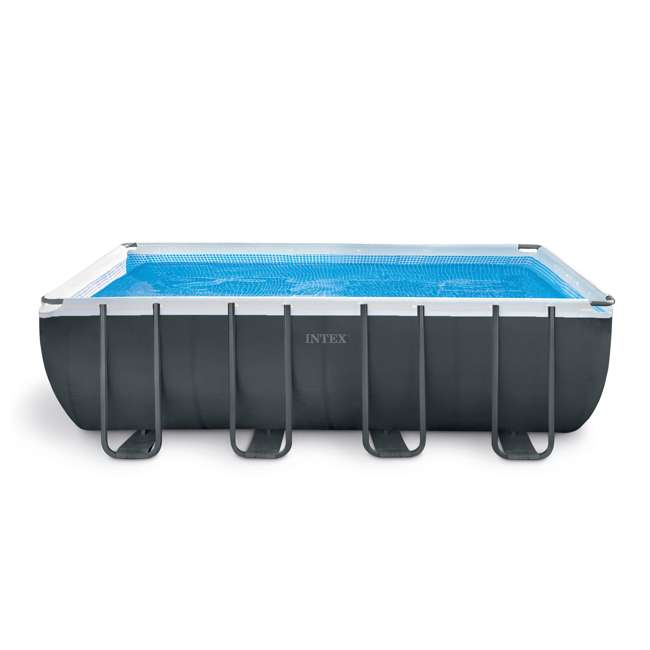 26355EH + 6 x 29000E Intex 18 Foot Pool with Filter Cartridges (6 Pack) 1