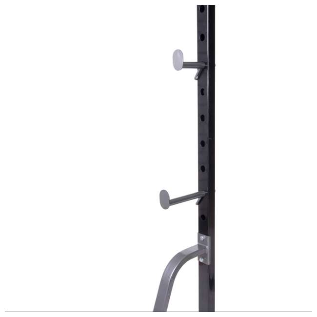 PBC530 Body Champ PBC530 U Frame/ Cage Power Rack System & Olympic Weight Plate Storage 1