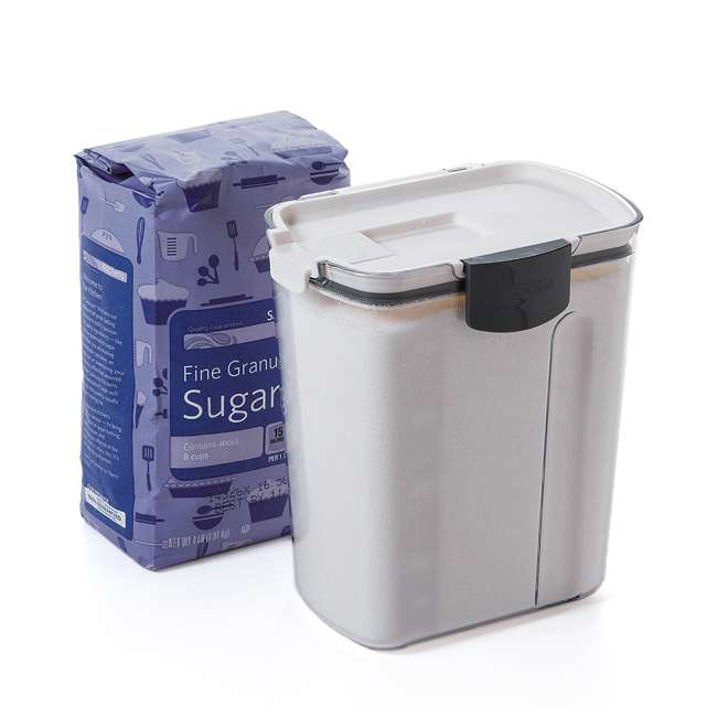 PKS-500 Progressive International PKS-500 ProKeeper Plastic Sugar Storage Container 4