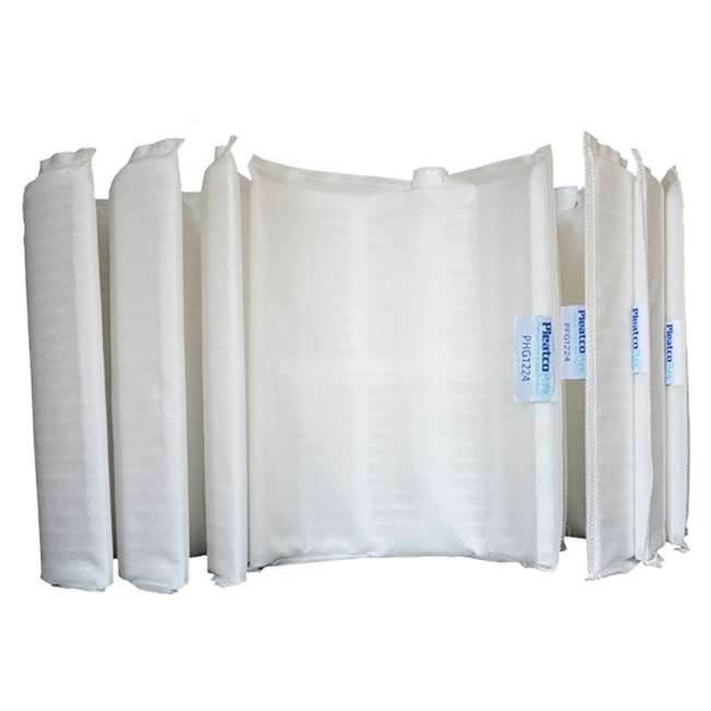6 x PFS1224 Pleatco Swimming Pool Replacement Filter Grids (6 Pack) 1