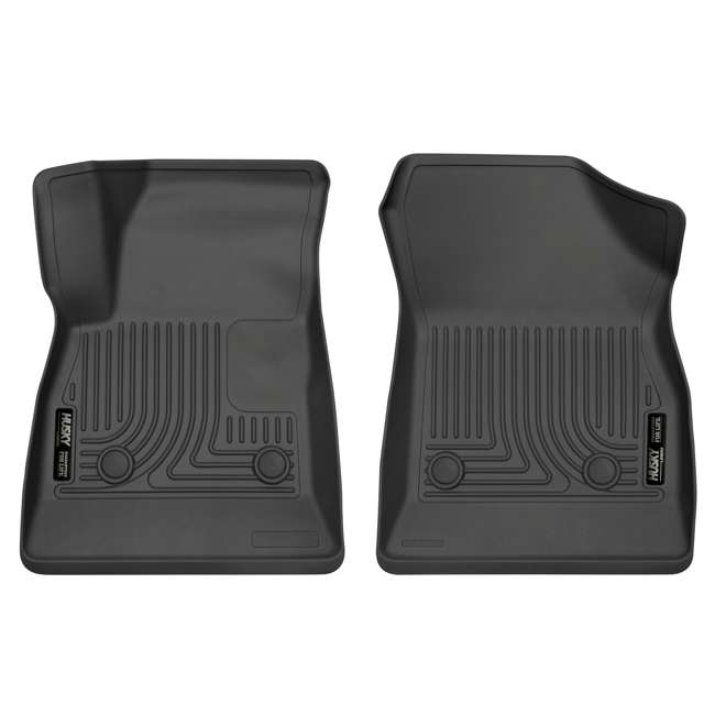 HUSKY-99161-OB Husky Liner Weatherbeater Front & Second Floor Liner for Chevrolet Cruze 2