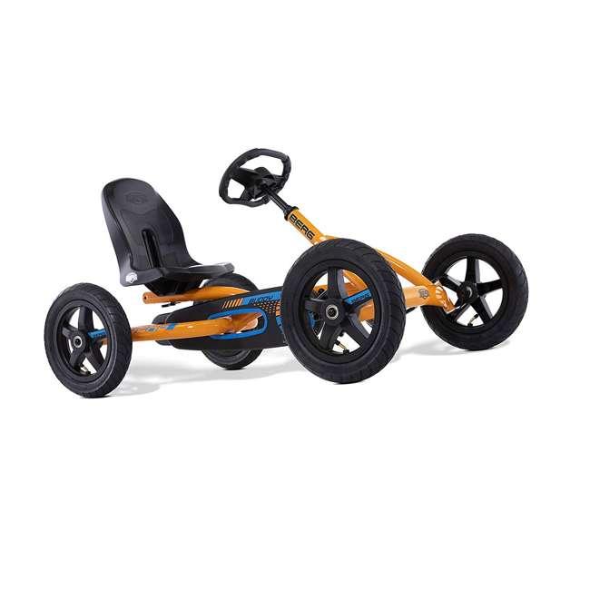 24.20.60.02 Berg Buddy B-Orange Kids Pedal Go Kart 6