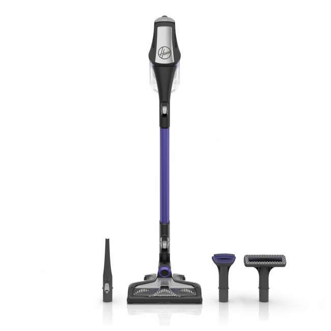 BH53120PC-U-A Hoover Fusion Pet Cordless Bagless Stick Vacuum with Cleaning Tools (Open Box)