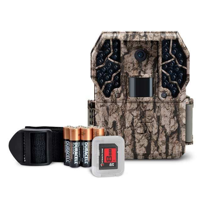 STC-SC36NGK2 Stealth Cam ZX36NG 10 MP No Glo Infrared Trail Camera Kit