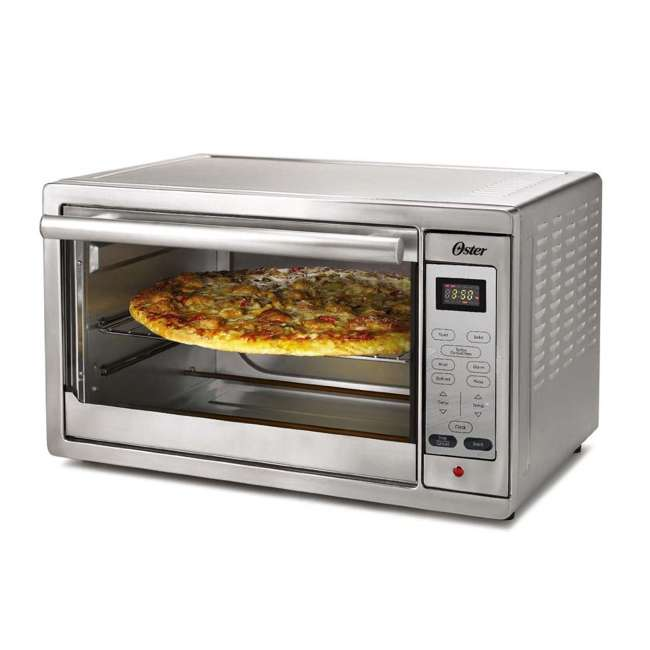 Oster Xl Countertop Oven Reviews : Oster Extra Large Digital Convection Toaster Oven (Refurbished ...