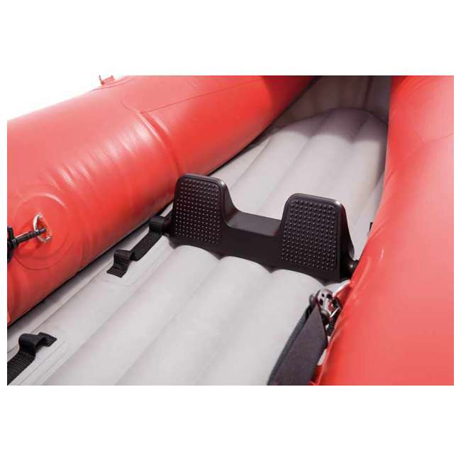 68309EP Intex Excursion Pro Inflatable 2-Person Kayak with Pump, Red 6