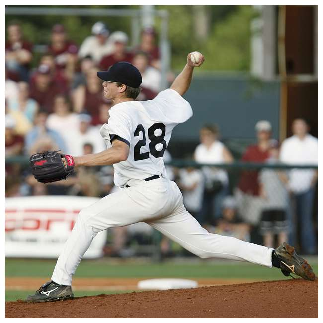 PRO206-9JB Rawlings Heart of the Hide 12-Inch Infield 2-Piece Adult Baseball Glove 4