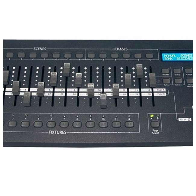 4 x OBEY70 Chauvet DJ Obey 70 Light, Fog & Strobe Controller (4 Pack) 1