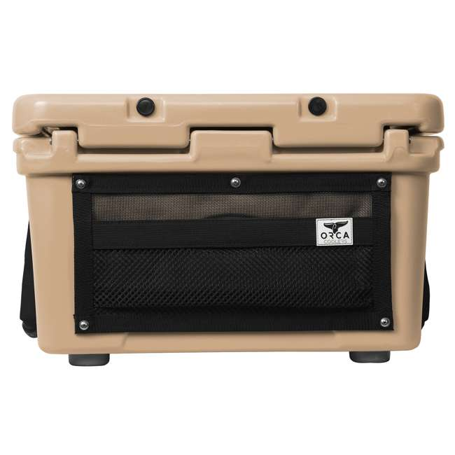 ORCT026 ORCA 26-Quart 6.5-Gallon Ice Cooler, Tan 2