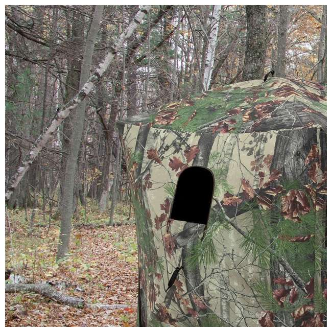 4 x BARR-RA200BW-RB Barronett Blinds Radar Backwoods Hunting Blind, 4 Pack (Certified Refurbished) 8