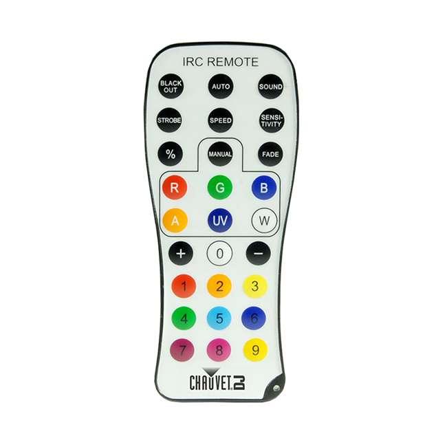 GIGBAR2-U Chauvet DJ GigBAR 2 Light System with IRC Remote and Foot Control 4