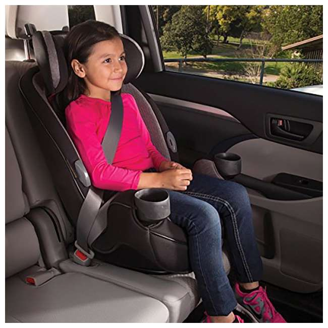 CC138DDO Safety 1st Grow and Go 3-in-1 Convertible Car Seat, Pink Lindy 5