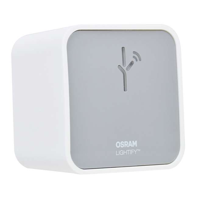 sylvania lightify wireless gateway hub syl 73692. Black Bedroom Furniture Sets. Home Design Ideas