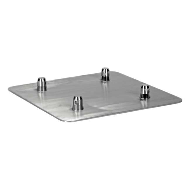 SQ-4137 Global Truss SQ-4137 12 x 12-Inch Base Plate for F34 Truss Box 1