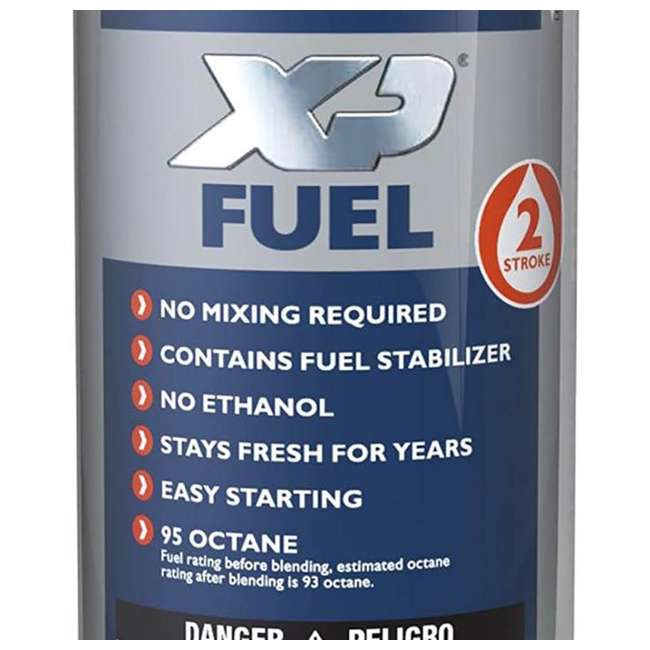 HV-FUEL-581158701 - (6 PACK-FULLCASE) Husqvarna XP Pre-Mixed Fuel and Engine Oil Quart (6 Pack) 5