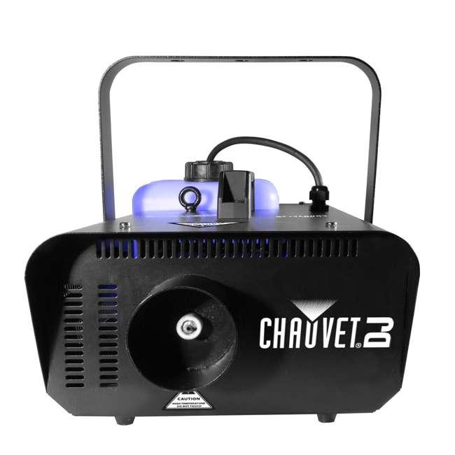 H1301 Chauvet Hurricane Pro Smoke Fog Machine with Wired Remote 2