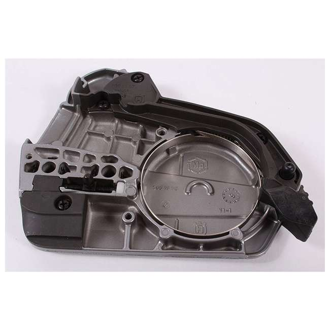 HV-PA-505199005 Husqvarna 505199005 Genuine Clutch Cover Replacement Part for 550XP, and 550XPG 1