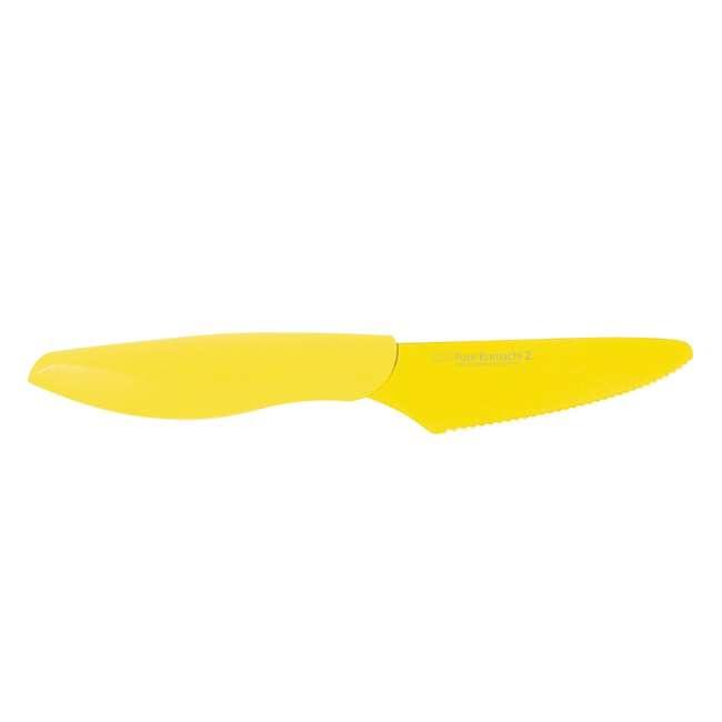 ABS0900 Kai Housewares Pure Komachi 2 9-Piece Knife Block Set 3