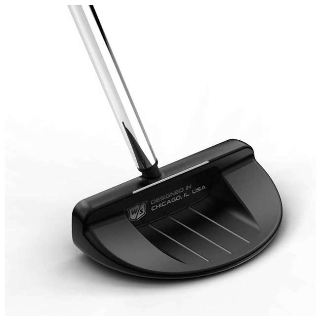 WGW90315035 Wilson Golf Infinite South Side Mallet Putter (2 Pack) 2