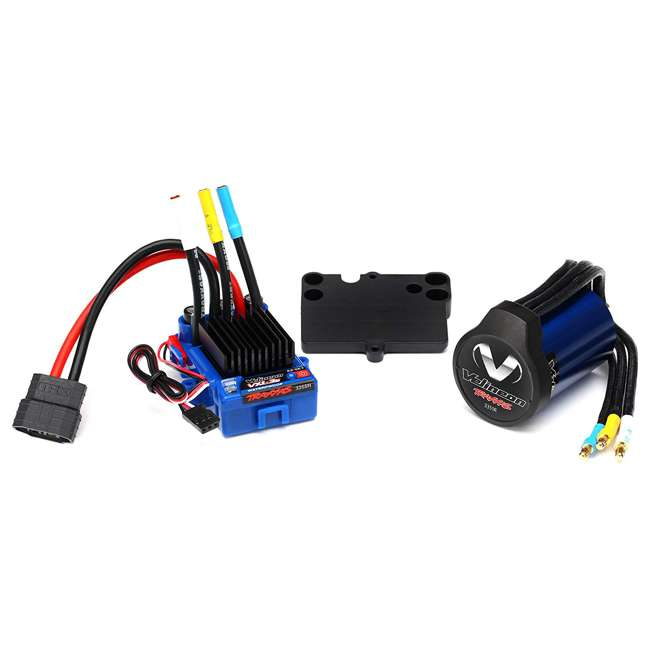 3350R Traxxas Velineon 3350R VXL-3s Brushless Remote Control Car Power System