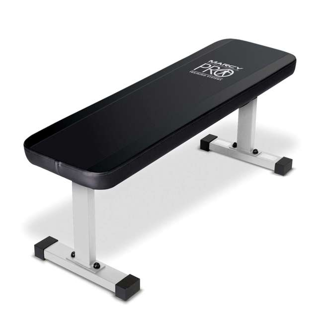 Marcy Flat Utility Weight Lifting Bench Sb 5184