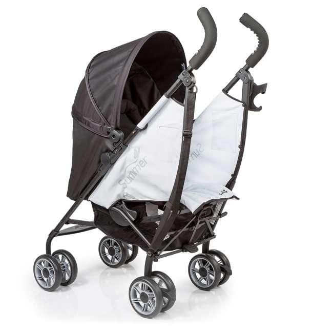21853 Summer Infant 3Dflip Convenience Stroller, Double Take 4