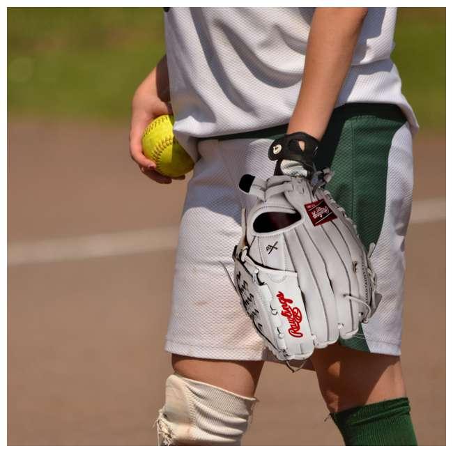 RLA125KR-3/0 Rawlings Liberty Advanced 12.5-Inch Outfield Pitcher Adult Softball Glove 4