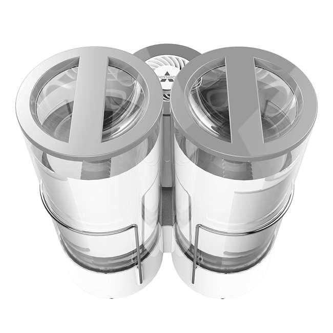 ELEMENT-A2 Vornado Element A2 2-Gallon Air + Steam Humidifier (2 Pack) 3