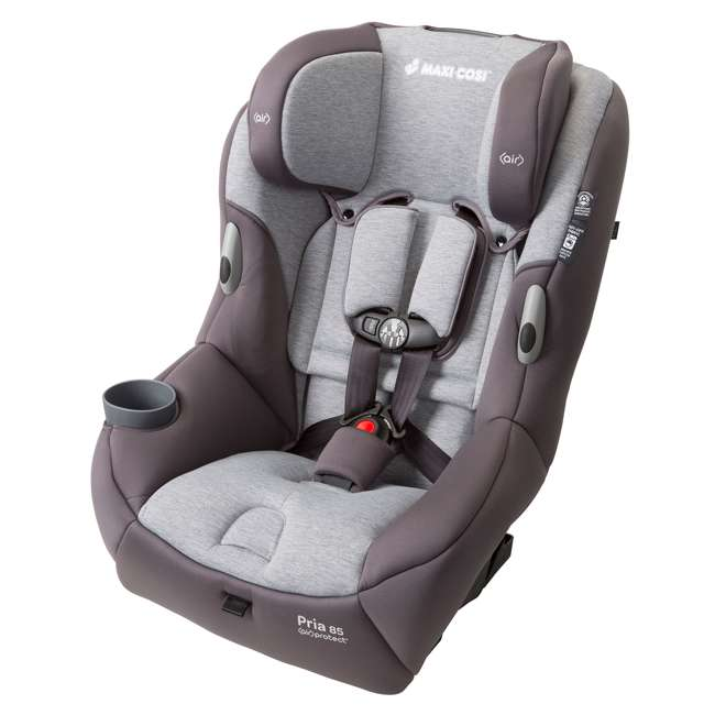 CC121CTF Maxi-Cosi Pria 85 Convertible Car Seat, Loyal Grey (2 Pack) 1