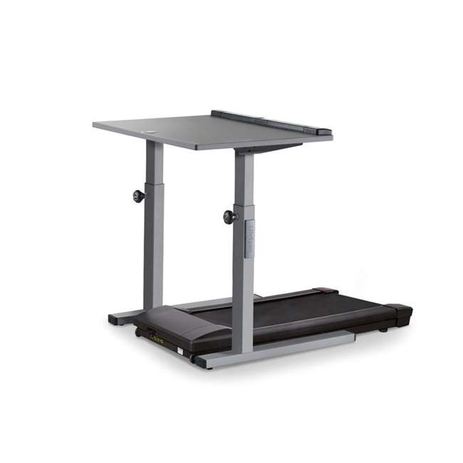 TR800-DT5-U-A LifeSpan Walking Fitness Treadmill Desk Workstation for Office (Open Box)