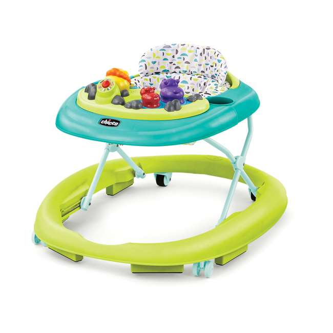 CHI-0607954015 Chicco Walky Talky Baby Walker, Spring