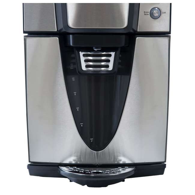 BVMC-ZH1SS Mr. Coffee 24 Hour Programmable 12 Cup Coffee Maker, Stainless Steel (For Parts) 3