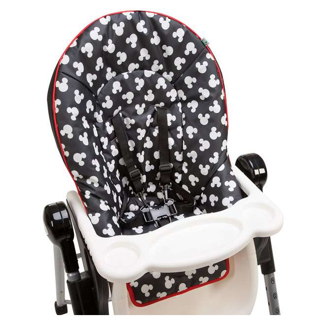 HC230CLV Mickey Mouse AdjusTable High Chair with 6 Heights 7