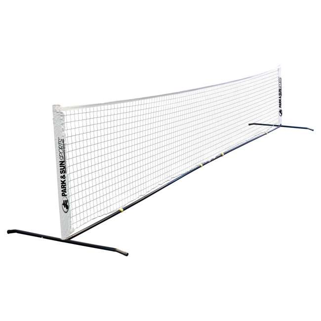 PS-PBTN-15-U-C Park & Sun Sports 15' Pickleball and Tennis Play Game Net & Set (For Parts) 4