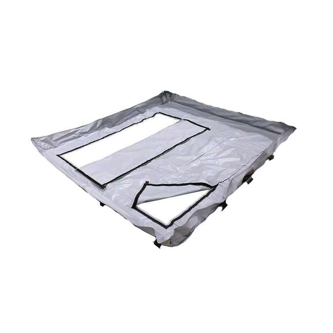 CLAM-14279 Clam 14279 Removable Floor for Nanook XL/Yukon XL Fish Trap Ice Fishing Tents